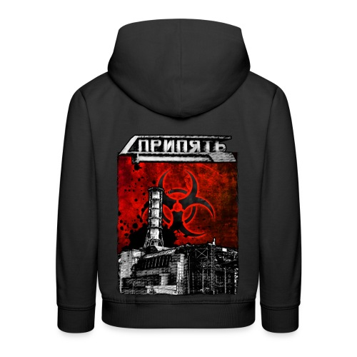 Pripyat Reactor - Kids' Premium Hoodie