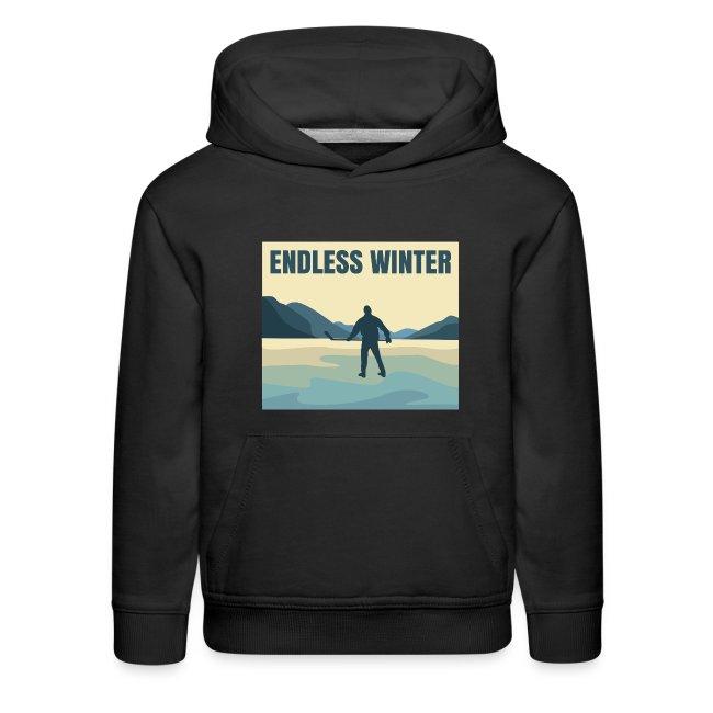 Endless Winter-Kid's Hoodie