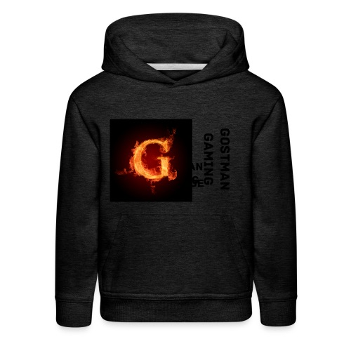 Gostman gaming officel kid jacket - Kids' Premium Hoodie