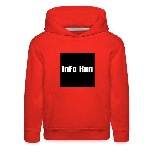Info Kun SHIRT - Kids' Premium Hoodie