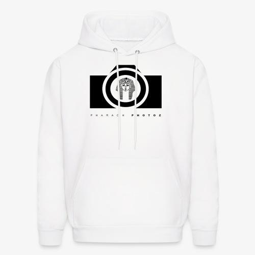 Pharaoh Photoz Hoodie black logo - Men's Hoodie