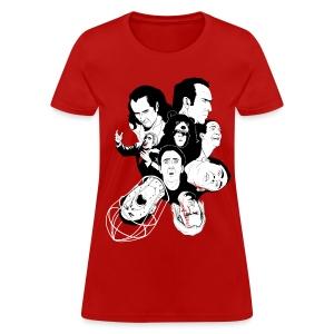 RAGE - Women's T-Shirt