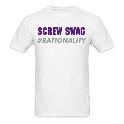 Screw Swag - Mens - Men's T-Shirt