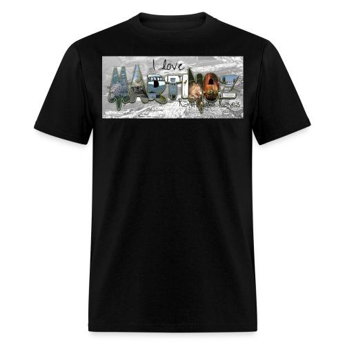 I love Rants N Raves  - Men's T-Shirt