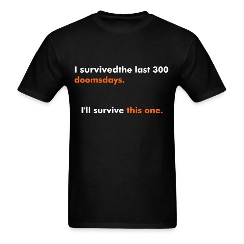 Survive this one - Mens - Men's T-Shirt