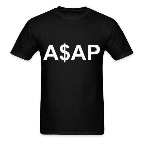 asap - Men's T-Shirt