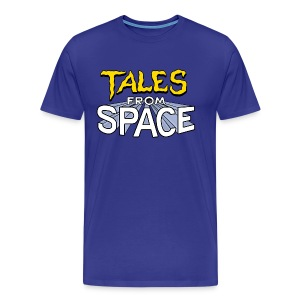 Tales from Space - Men's Premium T-Shirt