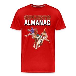 Sports Almanac Shirt - Men's Premium T-Shirt