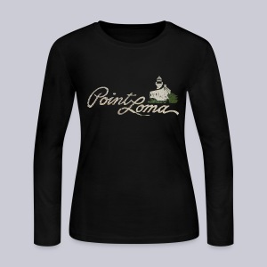 Point Loma - Women's Long Sleeve Jersey T-Shirt
