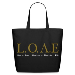 NU'EST- LOVE Tote - Eco-Friendly Cotton Tote