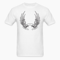 Wings and Banner T-Shirts