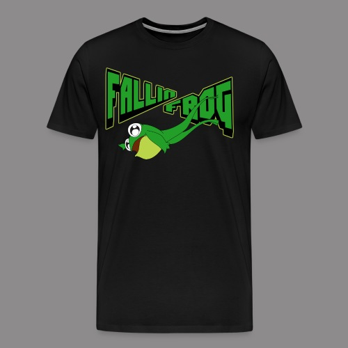 Fallinfrog T-Shirt (Men's) - Men's Premium T-Shirt
