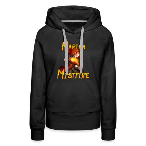 Marina Mistfire - Women's Premium Hoodie - Women's Premium Hoodie
