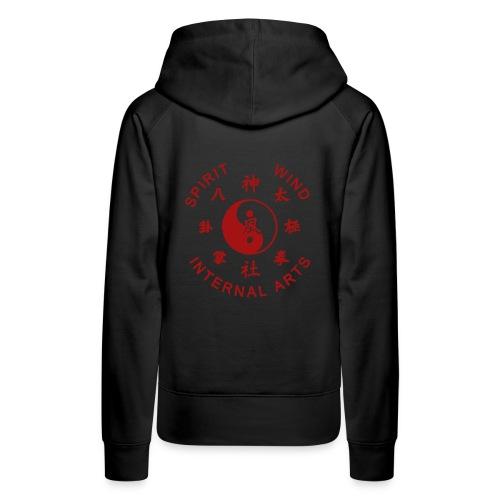 Women's Limited Red SWIA Hoodie - Women's Premium Hoodie