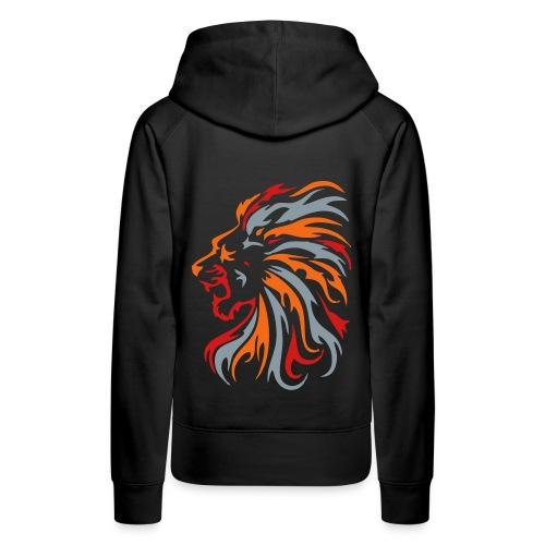 Passion Lion - Women's Premium Hoodie