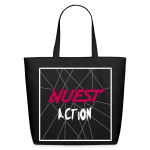 NU'EST- Action Tote - Eco-Friendly Cotton Tote
