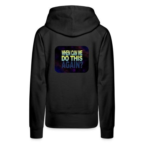 Womes PTN sweatshirt - Women's Premium Hoodie