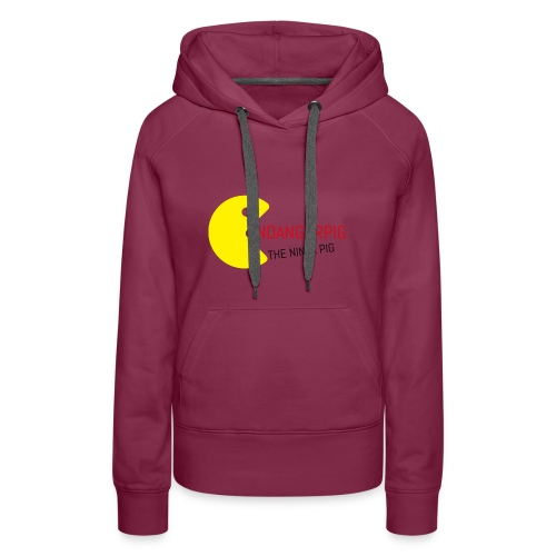 womens purple hoodie - Women's Premium Hoodie