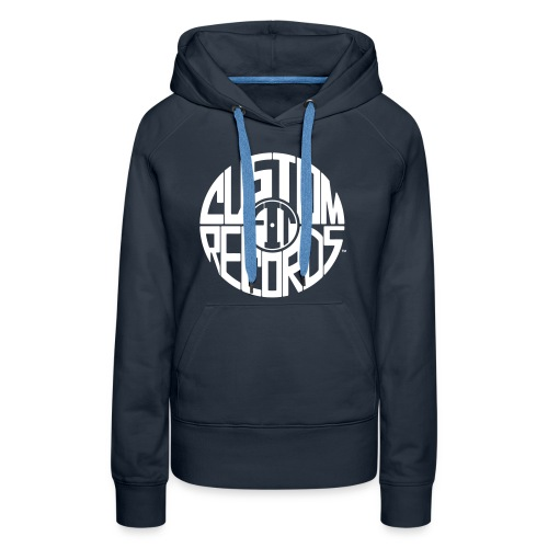 Women's hoodie navy - Women's Premium Hoodie
