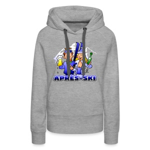 Après-ski party - Women's Premium Hoodie