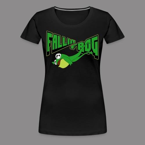Fallinfrog T-Shirt (Women's) - Women's Premium T-Shirt