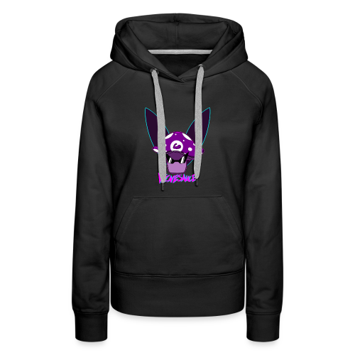 VineBuff: Comfy Girl Edition - Women's Premium Hoodie