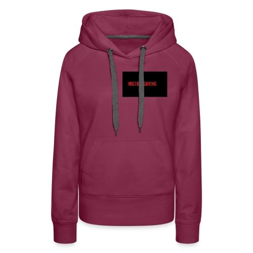 mrgibbsgaming womens hoodie - Women's Premium Hoodie