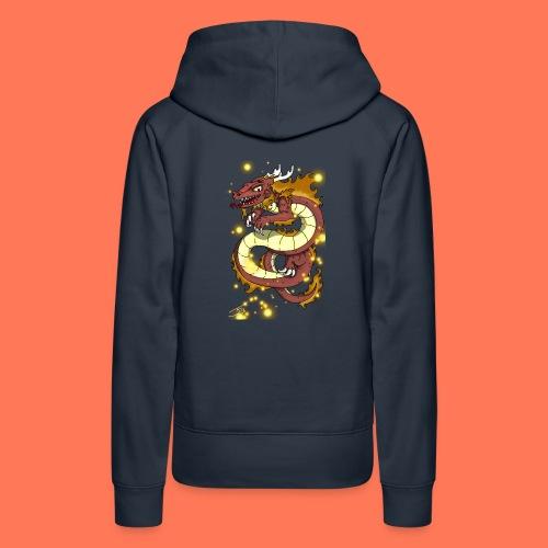 Dragon Hoodie - Women's Premium Hoodie