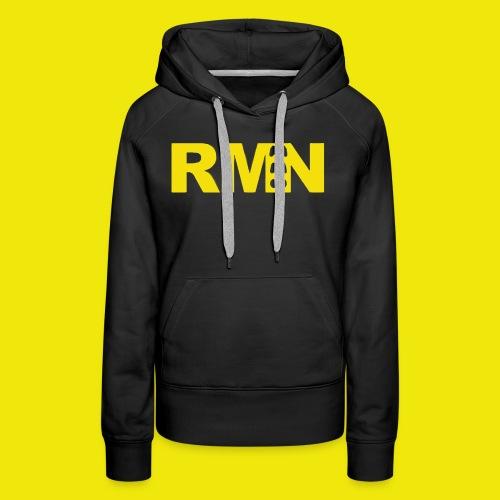 R&M Womens Hoodie - Women's Premium Hoodie
