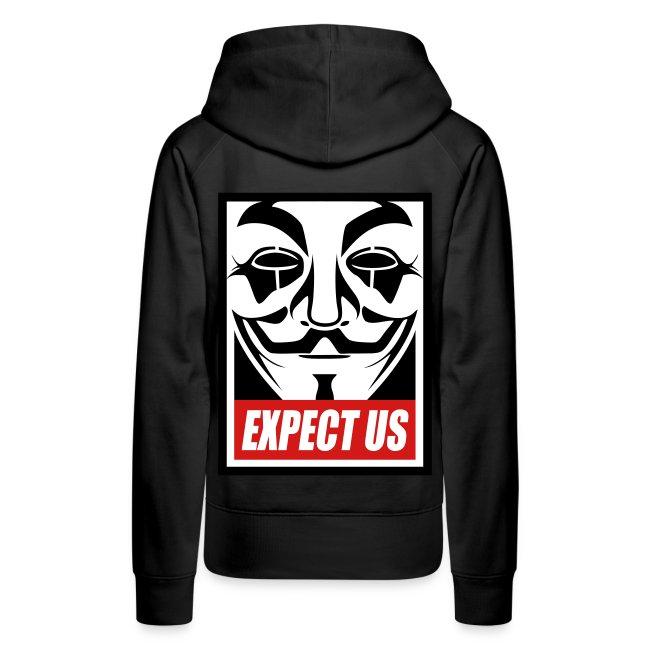 Anonymous Hoodies