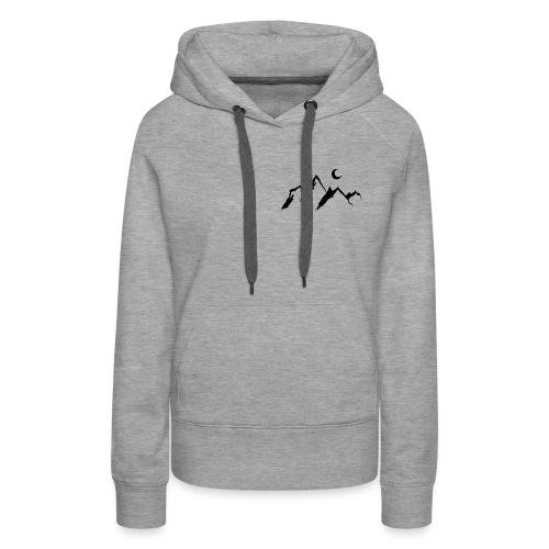Mountain Sweater - Women's Premium Hoodie