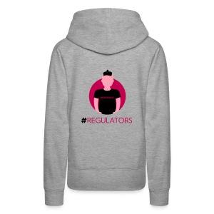 BodyRock Regulators Hoodie - Women's Premium Hoodie