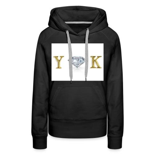 Yak Women Sweater - Women's Premium Hoodie