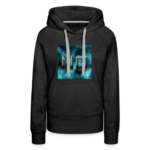 National Gamer hoodie - Women's Premium Hoodie