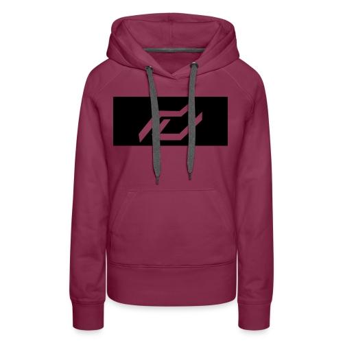 Girls Sweater /Purple - Women's Premium Hoodie