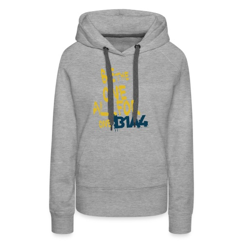 B1A4 - Be The One All for One [Women's Premium Hoodie] - Women's Premium Hoodie