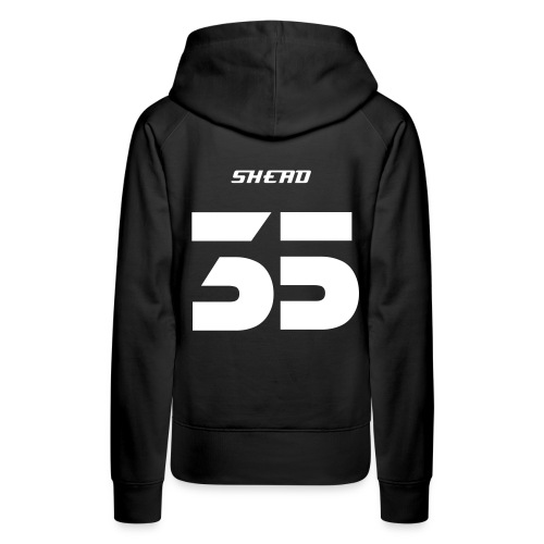(Female) Limited Edition Deshawn Shead - Women's Premium Hoodie
