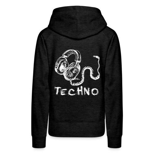 Techno - Women's Premium Hoodie