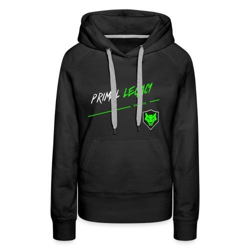 """primal legacy esports hoodie """"women"""" - Women's Premium Hoodie"""