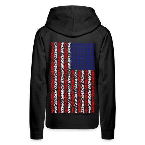 Murica' Jacket - Women's Premium Hoodie