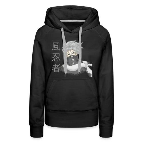 Wind Ninja Hoodie - Women's Premium Hoodie