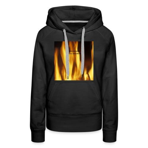 SOCIAL DISORDER women's hooded sweatshirt - Women's Premium Hoodie