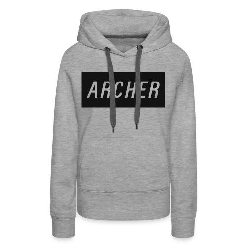 ItzArcherHD Meisjes Kids hoodie. - Women's Premium Hoodie