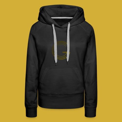 Stylized GCG Womens Sweater - Women's Premium Hoodie