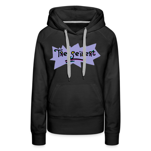 Woman's Tre Seibert Sweatshirt - Women's Premium Hoodie