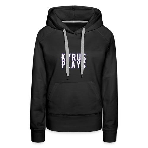 Women's KyrusPlays Hoodie - Women's Premium Hoodie