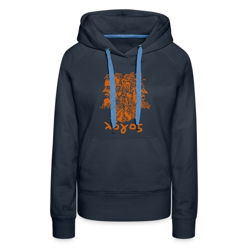 Logos Hooded - Women's Premium Hoodie