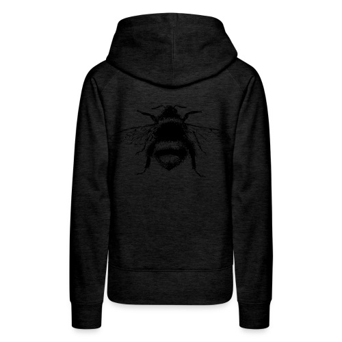 just bee - Women's Premium Hoodie