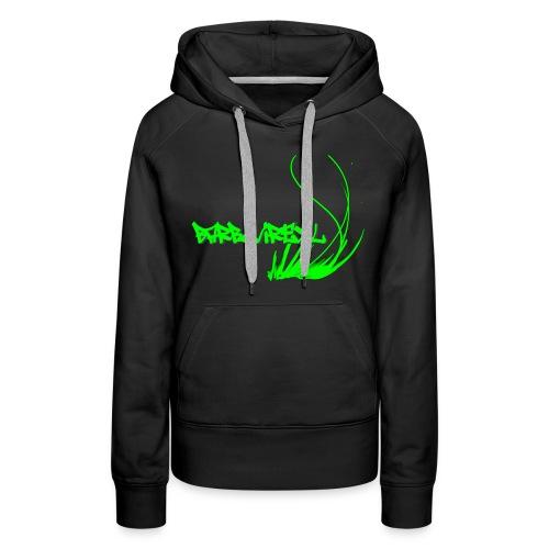 women's logo sweatshirt - Women's Premium Hoodie