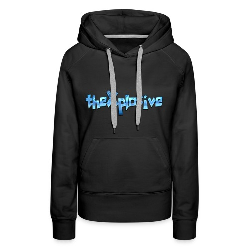 theXplosive premium women hoodie - Women's Premium Hoodie